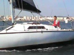 Finot Eglantine sailing yacht
