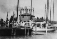 Bayview YC - historic photo