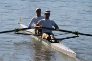 Brook Walker and Jack Gilpin claimed silver in the Mens Lightweight 2-