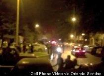 Cell Phone Video via Orlando Sentinel