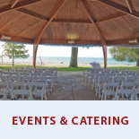 Events and Catering at MHYC