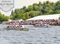 Henley Royal Regatta will run from July 1-5 this year (2015) | Photo Credit: Henley Royal Regatta