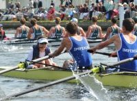 Imperial College London during the Temple Challenge Cup | Photo credit: Henley Royal Regatta