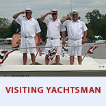 Information for Visiting Yachtsman