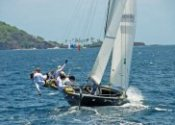 Easter Regatta on Bequia 2015
