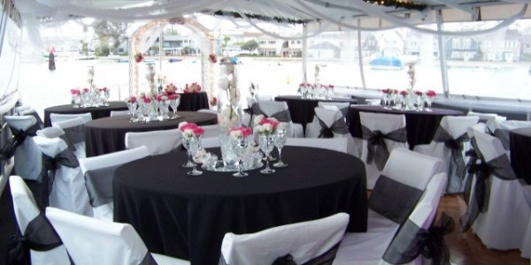 Yacht Club Wedding