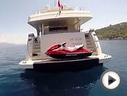 35 m motor yacht for sale Interior Tour