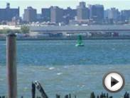 Boat overturns in Queens at College Point Yacht Club; 19