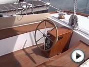 "Bristol 29 ""Maloha"" sailboat for sale at Little Yacht"