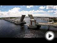 Dji Phantom 2 Plus over New Bern, NC