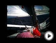 Hurricane 5.9 sailing from Red Wharf Bay Sailing and