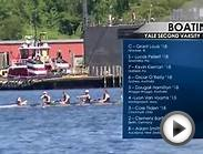 HY150 - Harvard/Yale Regatta - 2nd Varsity Race