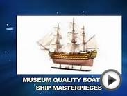 Model Ships, Sailboats and Yacht for Sale