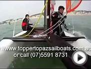 Sail boats for sale Gold Coast - Topper Topaz