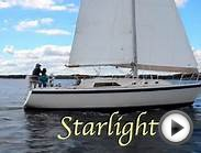 Sailing charter aboard STARLIGHT in Newport, RI