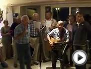 The Conway Yacht Club Shanty Singers