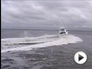 Viking Yachts 55 Convertible Sea Trial